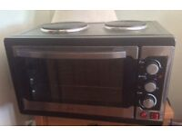 Portable oven and hotplate