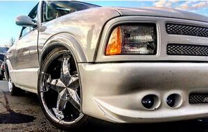 1996 S10 bagged! Trade for classic only