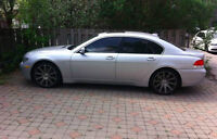 2002 BMW 745i(reduced price)