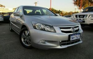 2010 Honda Accord 8th Gen MY10 Limited Edition Silver 5 Speed Sports Automatic Sedan Bellevue Swan Area Preview
