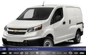 2018 Chevrolet City Express 1LT