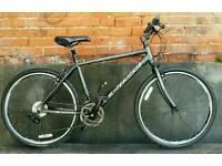 Man's lightweight bike