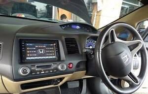 Honda Civic 7th 8th 9th Hatch Sedan DVD GPS BT Camera Installed = Sydney City Inner Sydney Preview