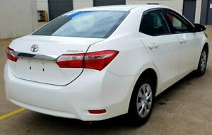 2018 Toyota Corolla ZRE172R Ascent S-CVT White 7 Speed Constant Variable Sedan Dingley Village Kingston Area Preview