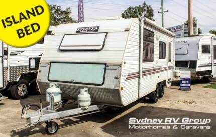 CU1123 Evernew E Series Compact & Easy To Tow With The Essentials
