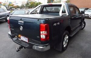2014 Holden Colorado RG MY14 LTZ Crew Cab Blue 6 Speed Sports Automatic Utility Lilydale Yarra Ranges Preview
