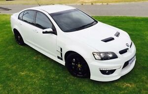 2010 Holden Special Vehicles Clubsport E2 Series GXP White 6 Speed Manual Sedan Maddington Gosnells Area Preview