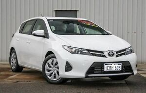 2015 Toyota Corolla ZRE182R Ascent S-CVT White 7 Speed Constant Variable Hatchback Willetton Canning Area Preview