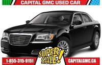 2014 Chrysler 300 Touring *Remote Start-Sunroof-Heated Seats*