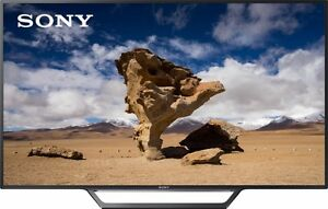 """55"""" Sony LED SMART TV Brand new in box WITH P.O.P"""