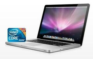 "Liquidation des Macbook, Macbook Pro Unibody 13"" Core i5 Seulement 449$"