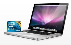 "Apple Macbook Pro 13"" intel i7 500Gb Seulement 750$"