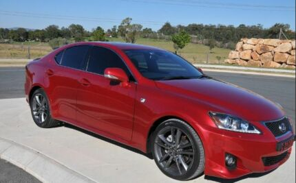 2011 Lexus IS250 Sedan **12 MONTH WARRANTY** Coopers Plains Brisbane South West Preview