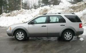 Ford Freestyle 2006 158 000 Km