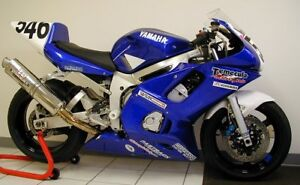 Wanted:  Ex race or Track prepped Yamaha R6  1999 - 2002