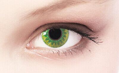 Crazy & Fun Farbige Kontaktlinsen - Avatar + - Avatar Kontaktlinsen