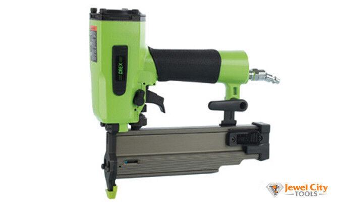 "Brand New Grex 2"" inch 18 Gauge Brad Finish Nailer - Green Buddy 1850GB"