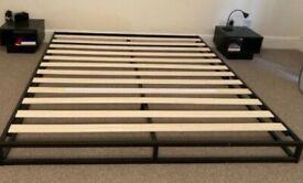 Superking bed - mattress and base