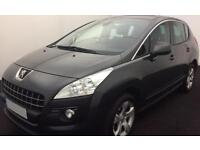 Peugeot 3008 Crossover FROM £31 PER WEEK!