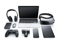 Electronics wanted - Playstations, iPhones, Laptops, consoles accessories