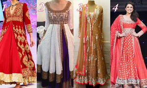 Indian party wear clothes