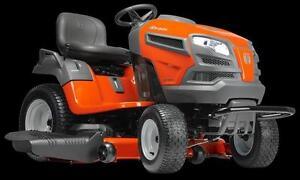 """Husqvarna LGTH24V54 54"""" deck 24HP Briggs Garden Tractor"""