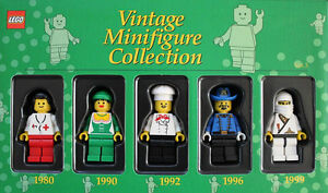 5000439 Vintage Minifigure Collection Vol. 3 (TRU edition) NEWWW