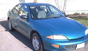 1996 Chevrolet Cavalier 4 door - low miles - runs great Sedan