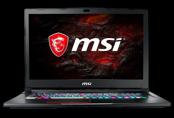 MSI GE73VR Raider 066 i7-7700HQ, 2x512GB nVME+1TB 16GB nVIDIA GTX 1070 8GB 120Hz