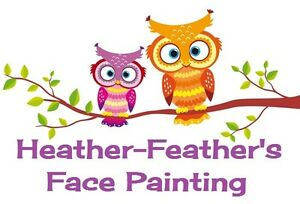 Birthday Parties & Community Events...  Face Painting! Peterborough Peterborough Area image 2