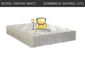 BRAND NEW HIGH QUALITY MATTRESS IN ALL SIZES & QUALITY FROM MEMORY FOAM TO ORTHOPEDIC POCKET SPRINGS