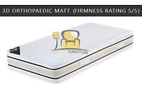 BRAND NEW HIGH QUALITY MATTRESSES IN ALL SIZES AND QUALITY FROM MEMORY FOAM TO POCKET SPRINGS