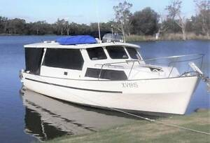 Fibreglass Cruiser MOON SHADOW Murray Bridge Murray Bridge Area Preview