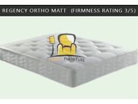 BRAND NEW SINGLE DOUBLE SMALL KINGSIZE MATTRESSES FROM SPRING TO MEMORY FOAM POCKET SPRUNG VISCO