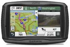 Garmin zumo 590LM Motorcycle GPS with Lifetime Map Updates and Bluetooth