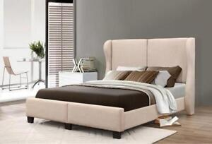 king bed on sale Toronto (IF918)
