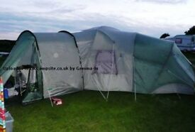 New 6 man Royal biarritz tent