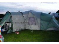 New 6 man Royal biarritz tent