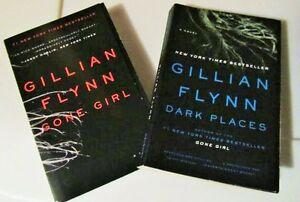 GILLIAN FLYNN... Gone Girl....Dark Places....