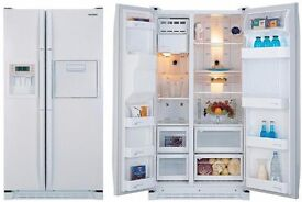Samsung American Fridge Freezer (for spares or repair)