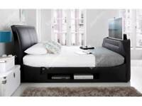 Kaydian Maximus Multi Media King size Tv Bed For Sale