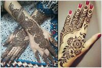 Bridal Henna Artist available@ affordable henna rate in St johns