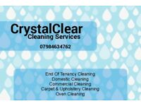 CrystalClear Cleaning Services