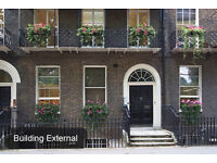 HOLBORN Office Space to Let, WC1 - Flexible Terms   2 - 48 people