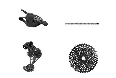 Sram GX Eagle 12-Speed Groupset with Cassette, Shifter, Derailleur and Chain