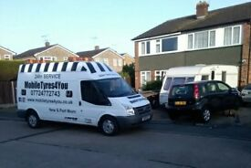 Mobile tyres 24hour Essex