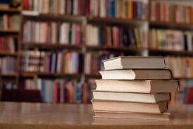 Amazon small book dealer retiring. 2500 books mostly non fiction