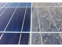 Solar Panels Cleaning - Solar PV Cleaning and Gutter Cleaning