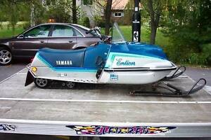 Yamaha Enticer For Sale Ontario