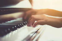 Piano or Singing Lessons in your home